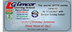 Sample voucher